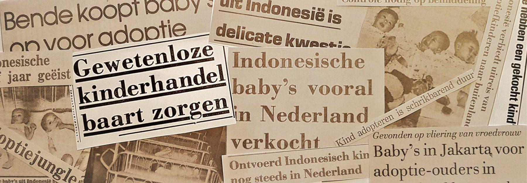 kinderhandel Indonesie