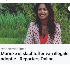 illegale adoptie Nani